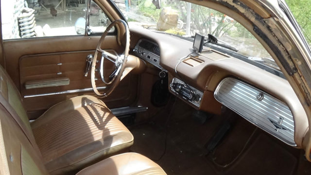 good condition solid driver brown with tan roof excellent interior classic chevrolet. Black Bedroom Furniture Sets. Home Design Ideas