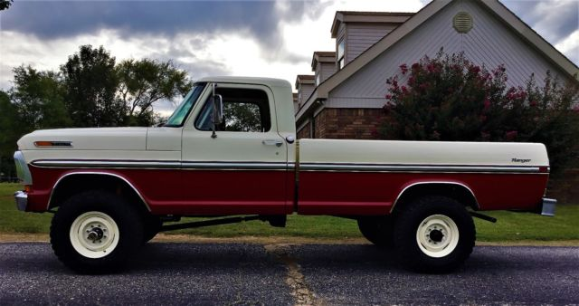 F250 Gas Mileage >> Good Looking! 1970 Ford F-250 4X4 Power & Air (Frame Off Restoration) - Classic Ford F-250 1970 ...