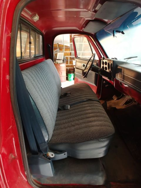 Used Tires Colorado Springs >> Grandpa's Truck- 1986 GMC Sierra 2500 Camper Special ...