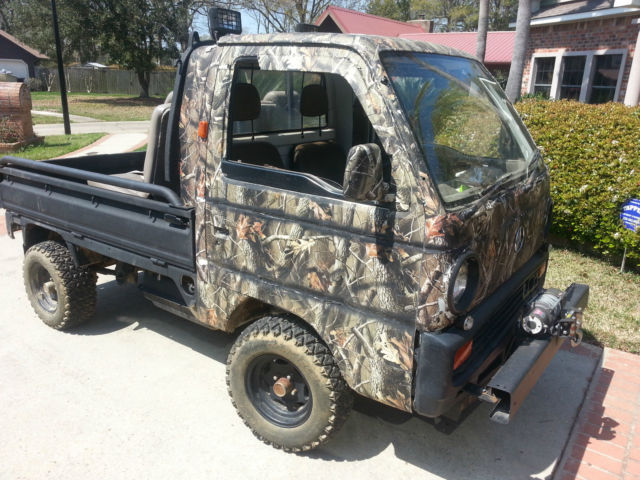 honda 4x4 hunting mini truck classic honda mini truck atv 1980 for sale. Black Bedroom Furniture Sets. Home Design Ideas