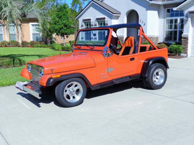 HOT ROD JEEP-CHEVY POWER-MUSTANG FRONT END--/1948 - Classic Jeep