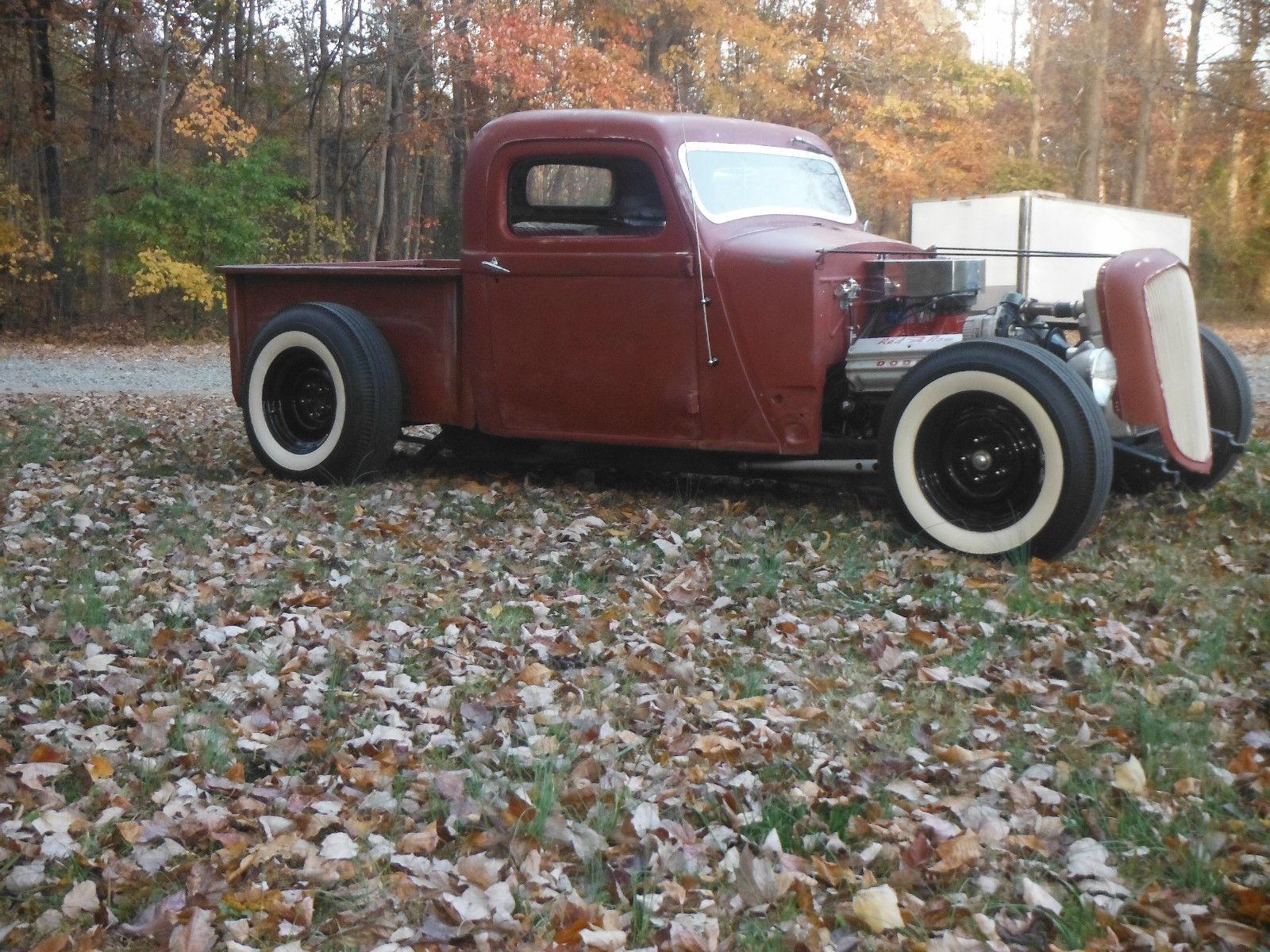 Hot Rod Rat Dodge Truck Classic Other 1936 For Sale 1949 Stepside Prevnext