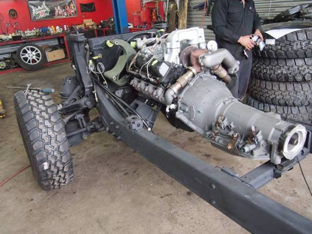 163097 Humvee Hmmwv Hummer H1 M1045 Armor 65 Turbo on frame vin location