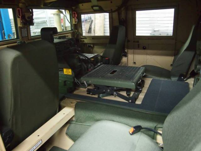 Tow Truck For Sale Canada >> Humvee Hmmwv Hummer H1 M1045 ARMOR 6.5 Turbo - Classic Hummer H1 1980 for sale