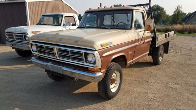 1970 Ford Highboy 4x4