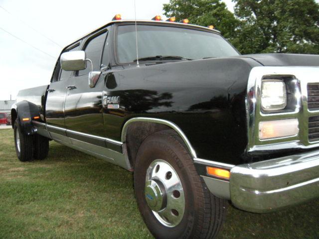 In Texas Dodge D Crew Cab Cummins Allison Speed Automatic Door on Old Dodge Truck 4 Door