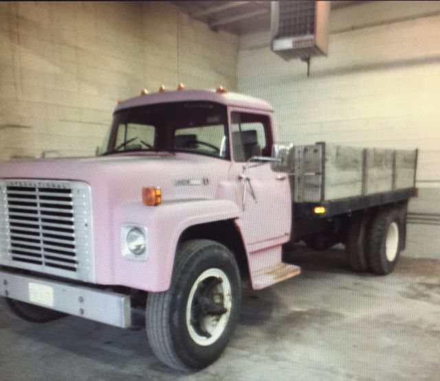 Used Tires Des Moines >> International Loadstar Dump Truck - Classic International ...