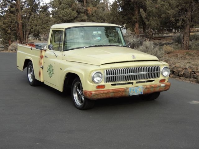 International Pickup 1966 Short Bed No Reserve Classic