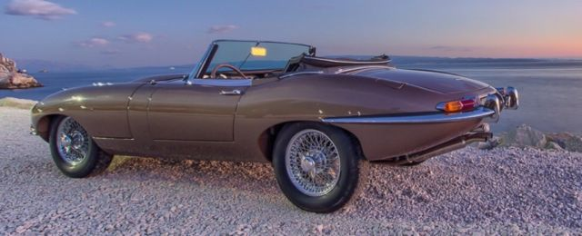 jaguar e type 1961 flat floor roadster full matching numbers show condition classic. Black Bedroom Furniture Sets. Home Design Ideas
