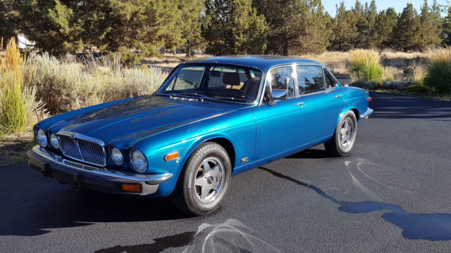 Jaguar chevy v8