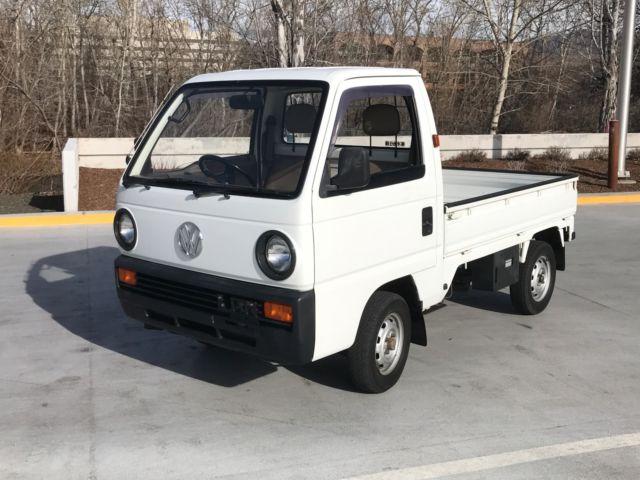 Japanese Mini Truck 1988 Honda ACTY 4WD 6 Speed Street ...