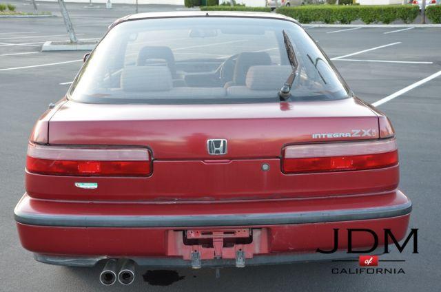 JDM Acura Integra DA ZXi DA5 RHD JDM IMPORTED FROM JAPAN ...