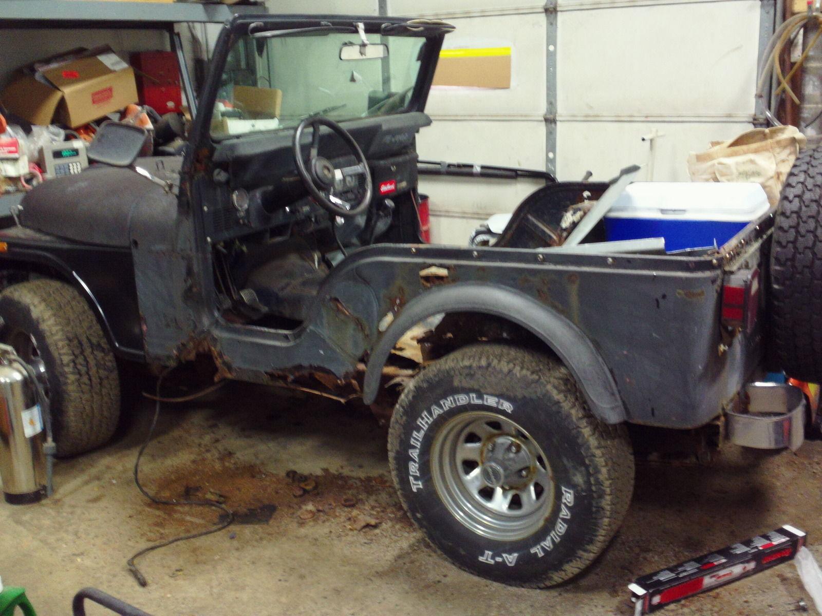 1974 Jeep Cj5 Soft Top - Jeep Cj Chevy X Soft Top - 1974 Jeep Cj5 Soft Top