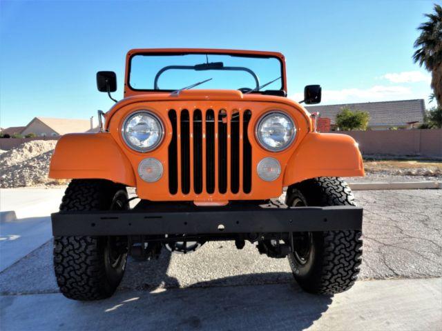 Jeep Cj5 Body Off Restoration - Rare Original Running Gear - See Video