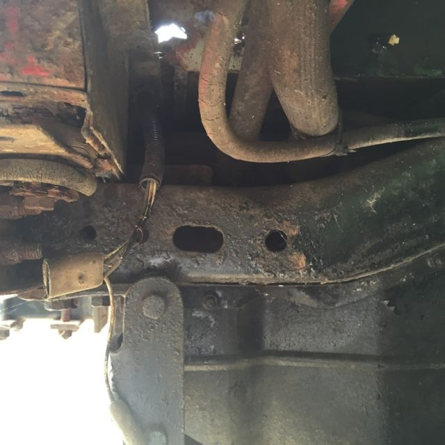 JEEP CJ7 1982 CLEAN FRAME PARTS OR RESTORE