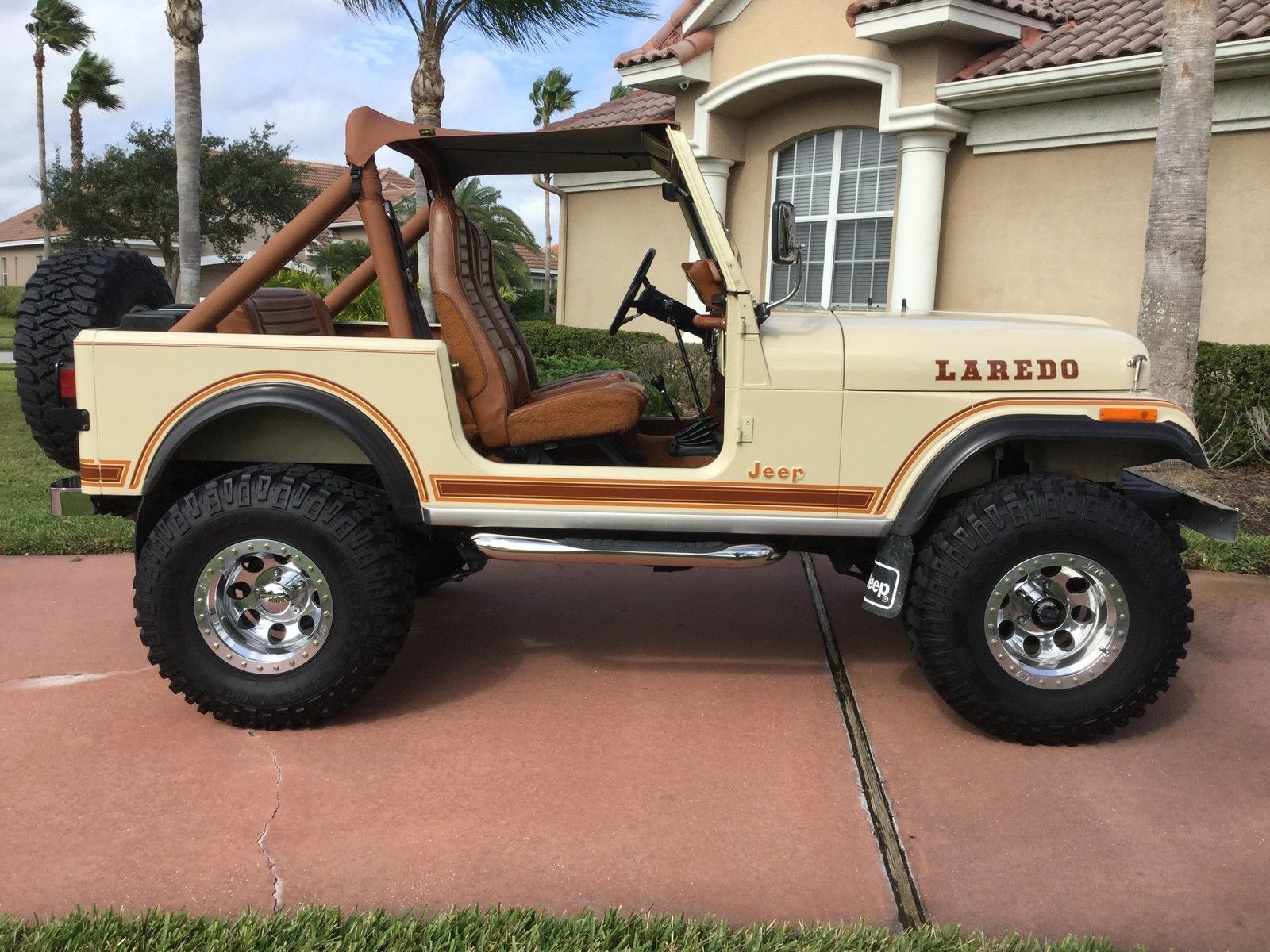 Jeep Cj7 Parts >> Jeep CJ7 1984 Laredo, 37k Original Miles, Exceptional Condition - Classic Jeep CJ 1984 for sale