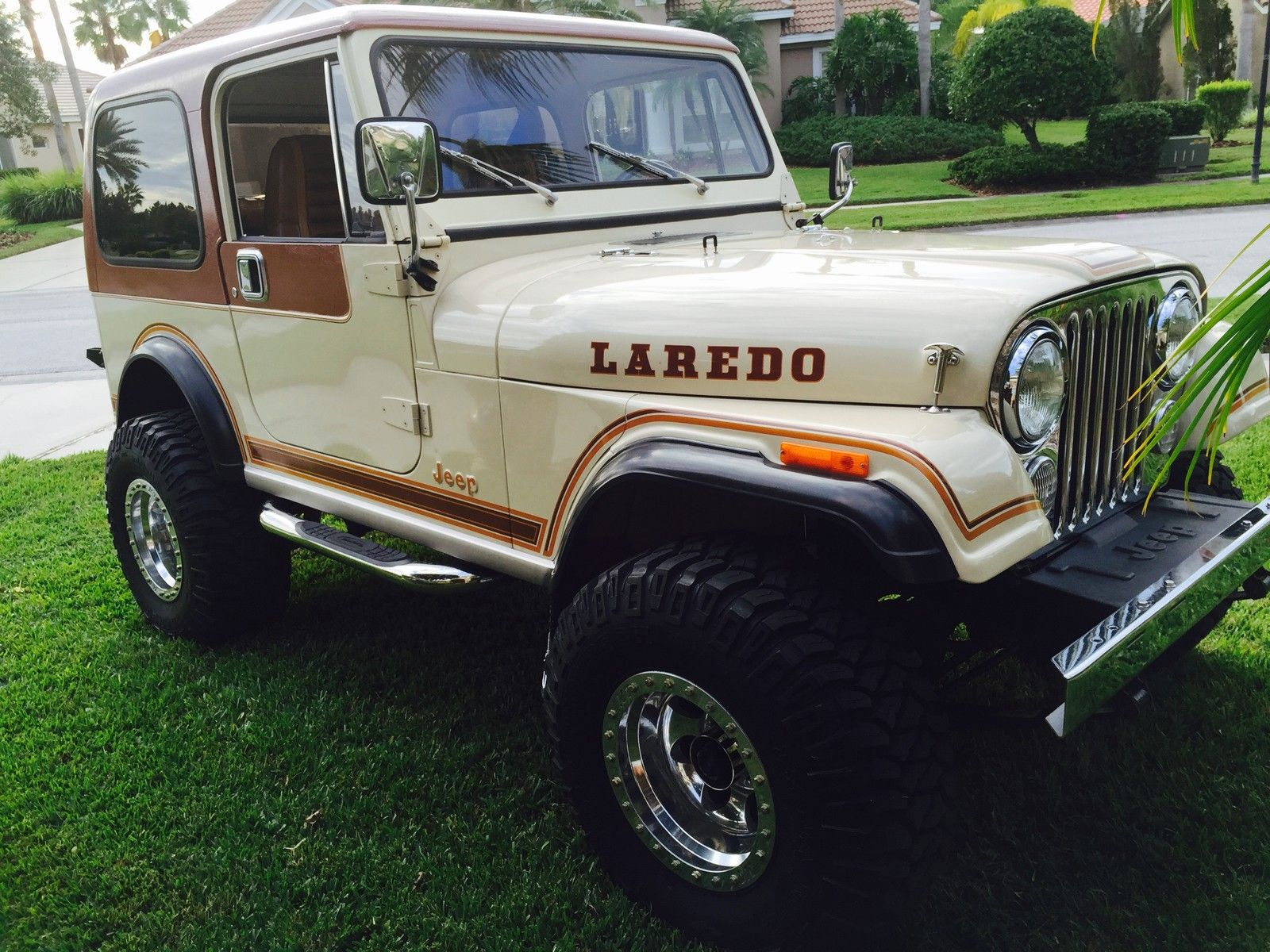 Jeep Cj7 1984 Laredo 37k Original Miles Exceptional