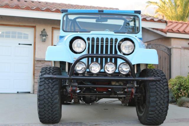 Jeep  Custom Cj5