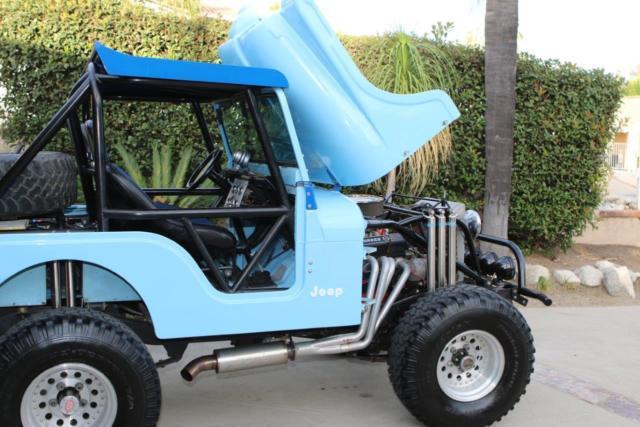 Jeep Custom Cj5 Classic Jeep Cj 1975 For Sale