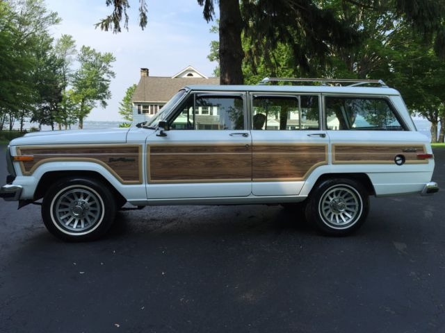 jeep grand wagoneer 1 of the lowest mile grand wagoneers for sale in. Cars Review. Best American Auto & Cars Review