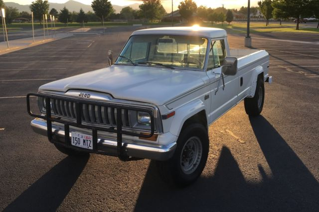 Jeep J10 pickup truck J20 No Reserve - Classic Jeep J10 ...