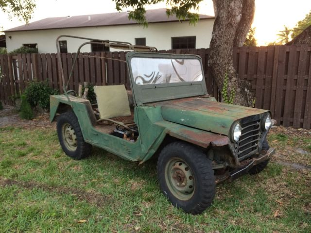 Jeep M151 Military 1968 Classic Jeep Other 1968 For Sale