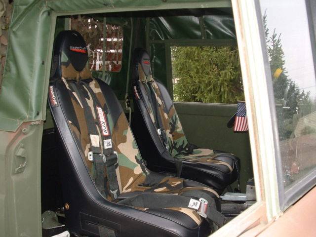 jeep M715 military truck modified monster rock crawler mud