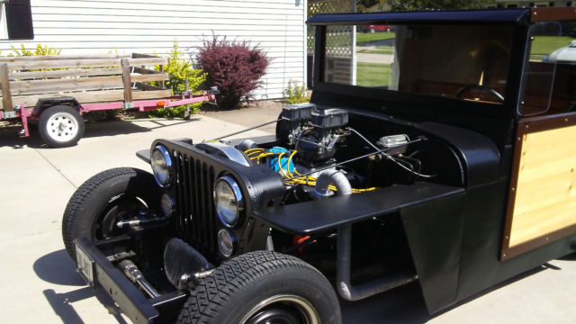 jeep rat rod classic jeep other 1979 for sale. Black Bedroom Furniture Sets. Home Design Ideas