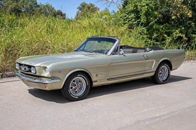 k code 1965 ford mustang gt convertible 4 speed classic ford mustang 1965 for sale. Black Bedroom Furniture Sets. Home Design Ideas