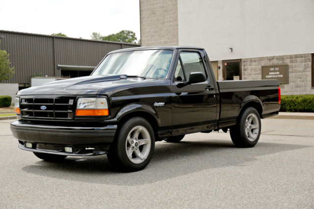 Kenne Bell Supercharged 1993 Ford Lightning SVT - Classic