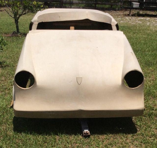 King Midget, Midget Motors Custom Fiberglass Sport Body