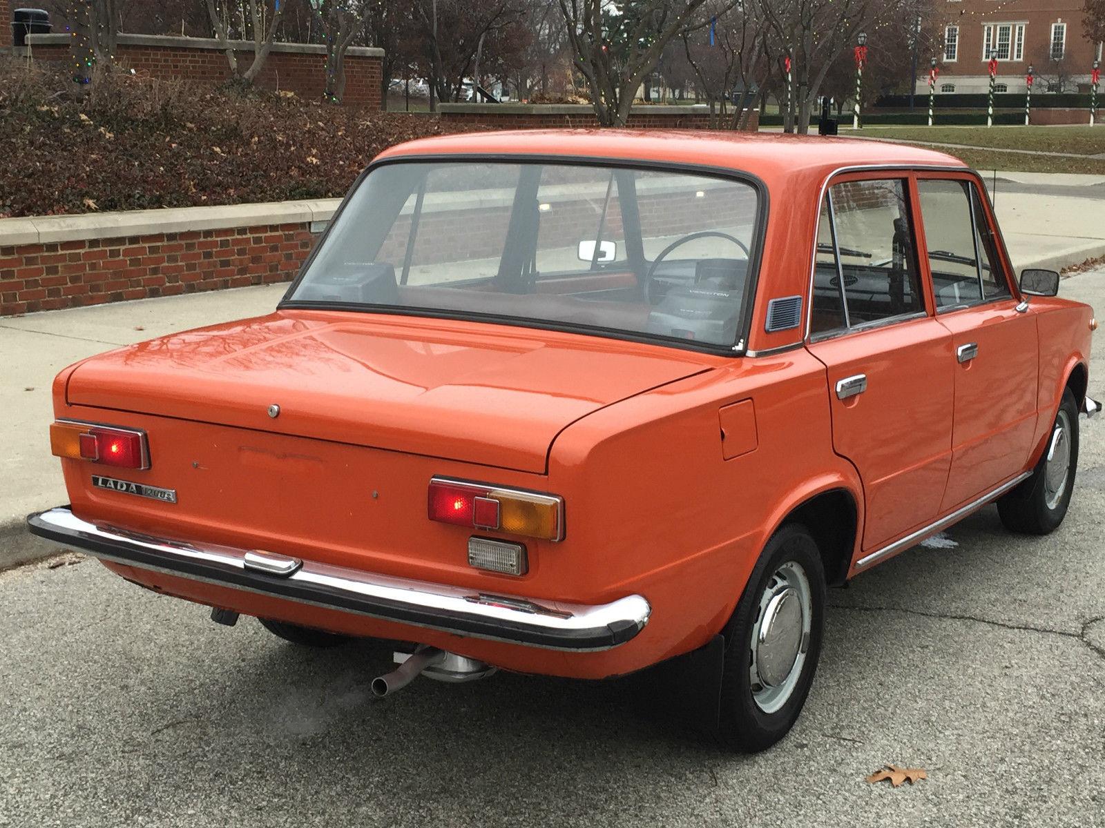 Lada vaz 2101 russian soviet car in indiana very rare