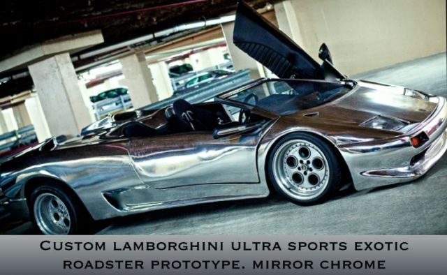 Lamborghini Diablo Exotic Replica Supercar Collection Sale No