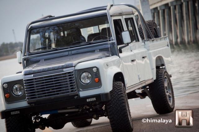 Hilton Head Land Rover >> Land Rover Defender 130 quad cab California V8 automatic ...