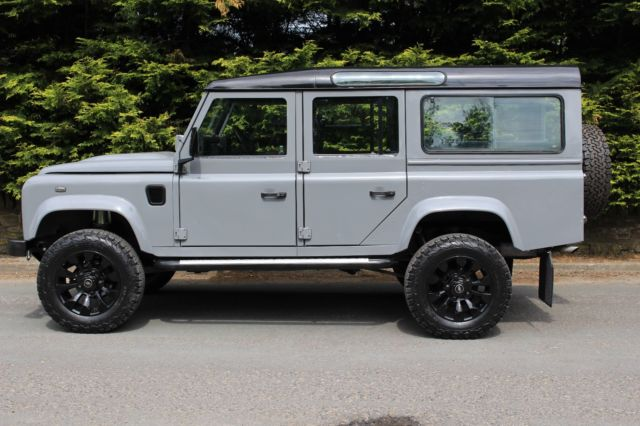 Land Rover Defender 90 For Sale Usa >> LAND ROVER DEFENDER 90 110 200TDI IDEAL EXPORT USA LHD OR RHD BUILD YOUR DREAM - Classic Land ...