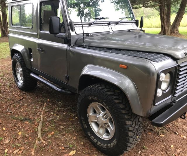 Land Rover Defender For Sale Nc: LAND ROVER DEFENDER 90 200TDI TURBO DIESEL 4x4