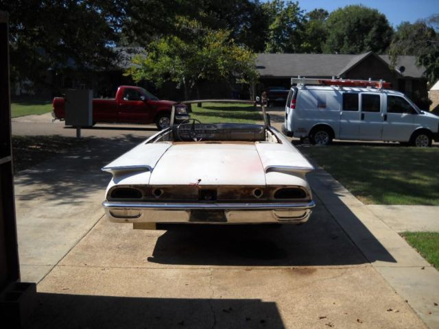 Last Chance 1960 Ford Galaxie Starliner Sunliner Project