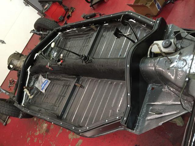 Lifted 1966 Baja Bug 9 Quot Lift 30 Quot Tall Tires Classic