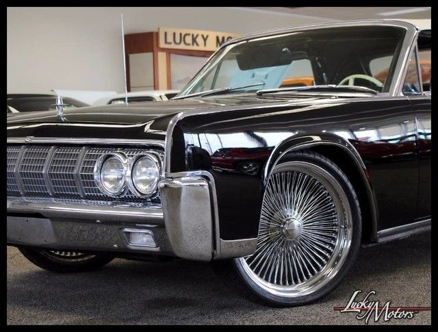 lincoln continental convertible custom suicide doors sound system air ride 22 39 s classic. Black Bedroom Furniture Sets. Home Design Ideas