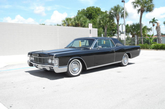 lincoln continental coupe 1968 classic lincoln. Black Bedroom Furniture Sets. Home Design Ideas