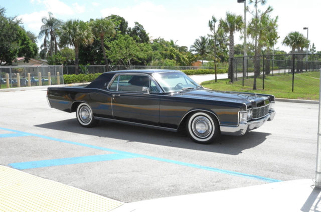 lincoln continental coupe 1968 classic lincoln continental 1968 for sale. Black Bedroom Furniture Sets. Home Design Ideas
