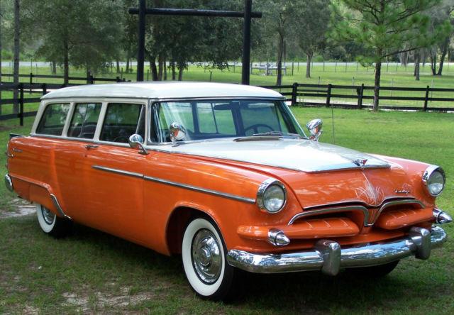 L@@K 1955 DODGE 2 DR. SUBURBAN NOMAD VERY RARE ! HOT ROD,CLASSIC, STATION WAGON - Classic Dodge ...