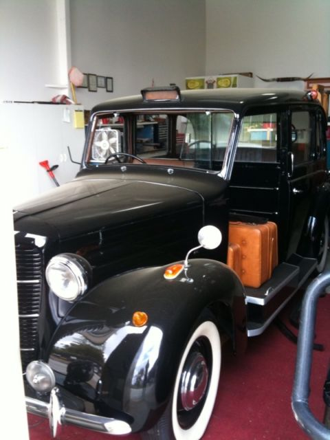 Cabs In Austin >> London Taxi - Classic Austin 1957 for sale