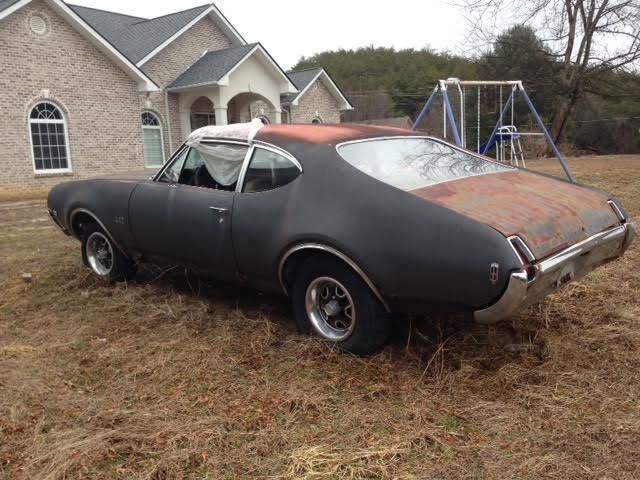 Cars For Sale El Paso >> ((LOOK)) 1969 OLDS 442 POST-PROJECT CAR - Classic ...
