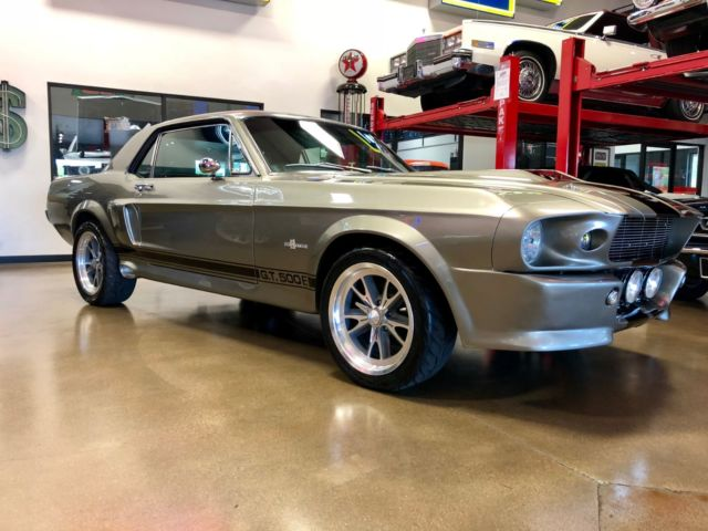 2017 Shelby Gt350 For Sale >> Low Reserve Eleanor Shelby GT 500 1965 1966 1968 Fastback ...
