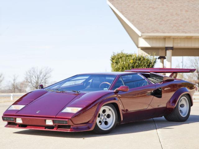 Lp 400s Series Ii Classic Lamborghini Countach 1980 For Sale