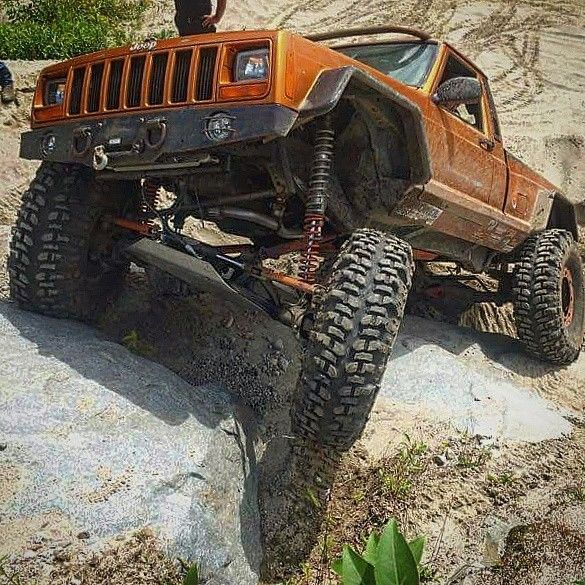 LS Powered Jeep MJ Rock Crawler, Off Road Buggy, One Of A