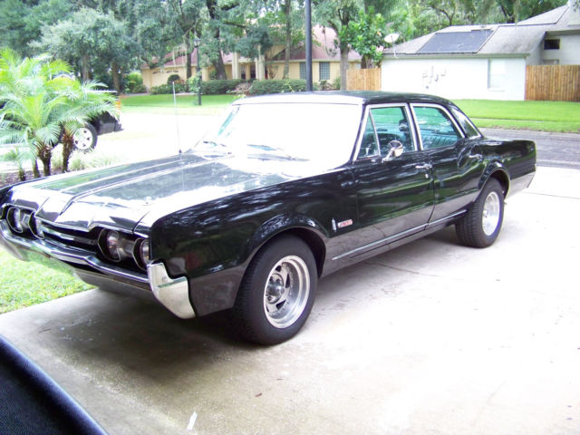 LS Swapped 1967 Olds Cutlass Town Sedan Custom - Classic ...