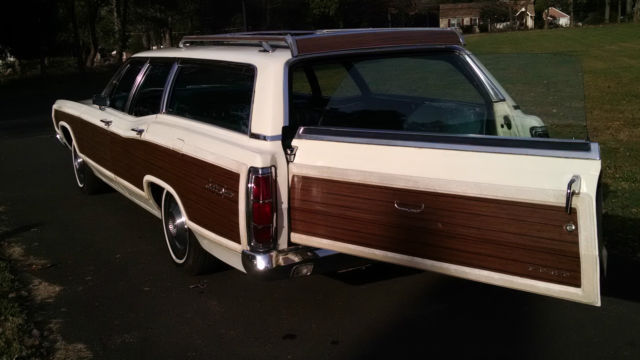 Ltd Country Squire Wagon Classic Ford Other 1970 For Sale