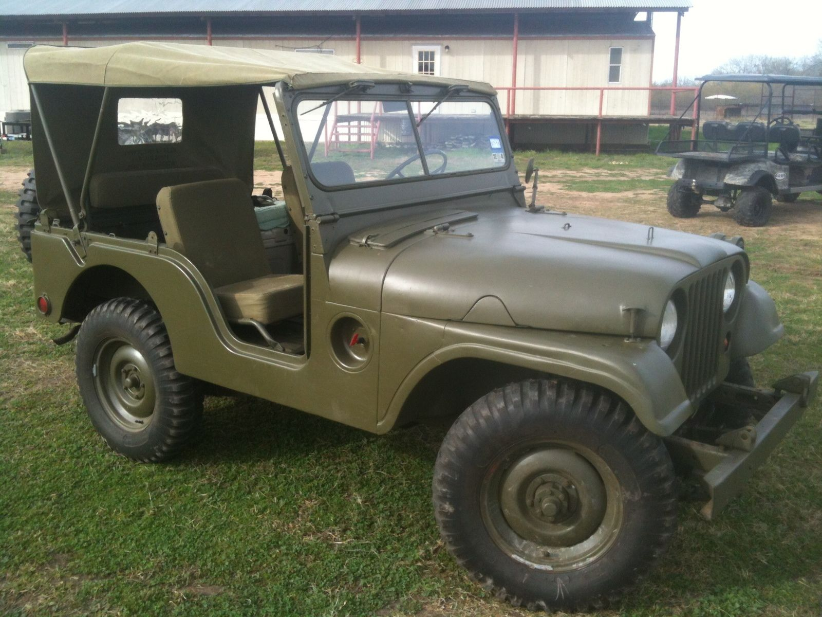 m38a1 military jeep classic willys jeep m38a1 1953 for sale. Cars Review. Best American Auto & Cars Review